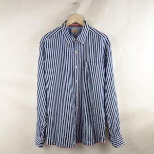 Tommy Bahama Cotton Long Sleeve Button Down Shirt